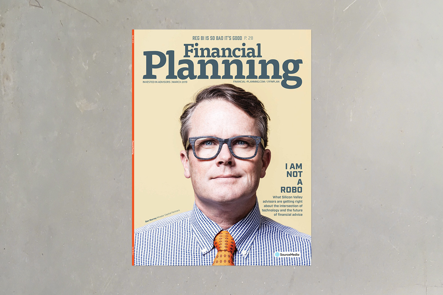 PATRICK STRATTNER PHOTOGRAPHY | TEAR SHEETS | Dan Murray / Financial Planning