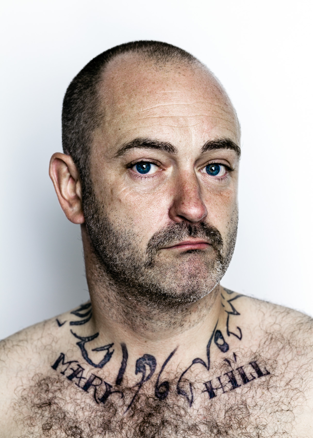 PATRICK STRATTNER PHOTOGRAPHY | Douglas Gordon / The Herald Magazine