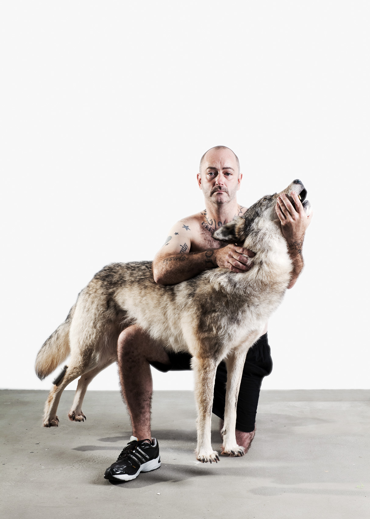 Douglas Gordon, artist / The Herald Magazine | PATRICK STRATTNER PHOTOGRAPHY