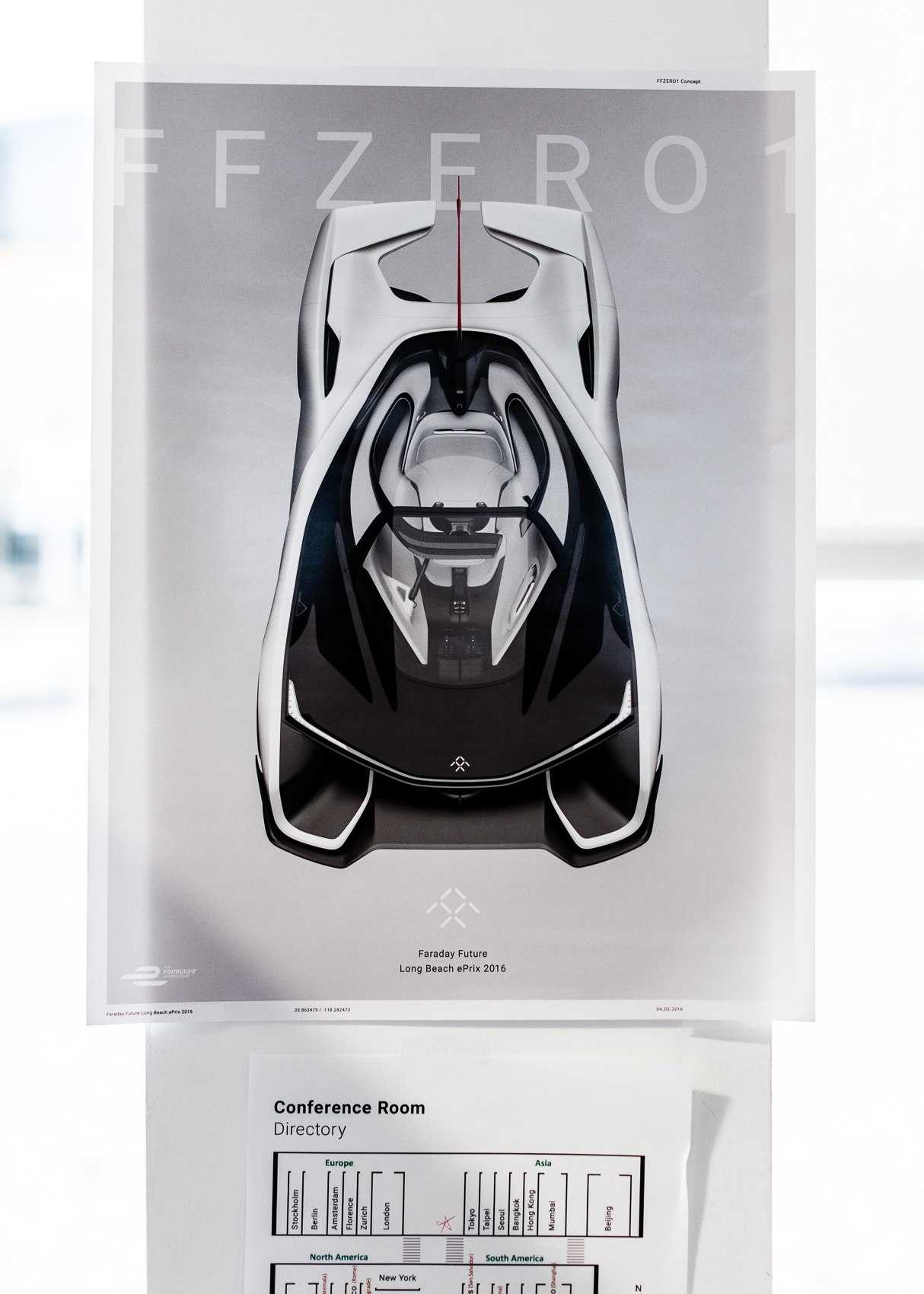 Faraday Future / brand eins | PATRICK STRATTNER PHOTOGRAPHY