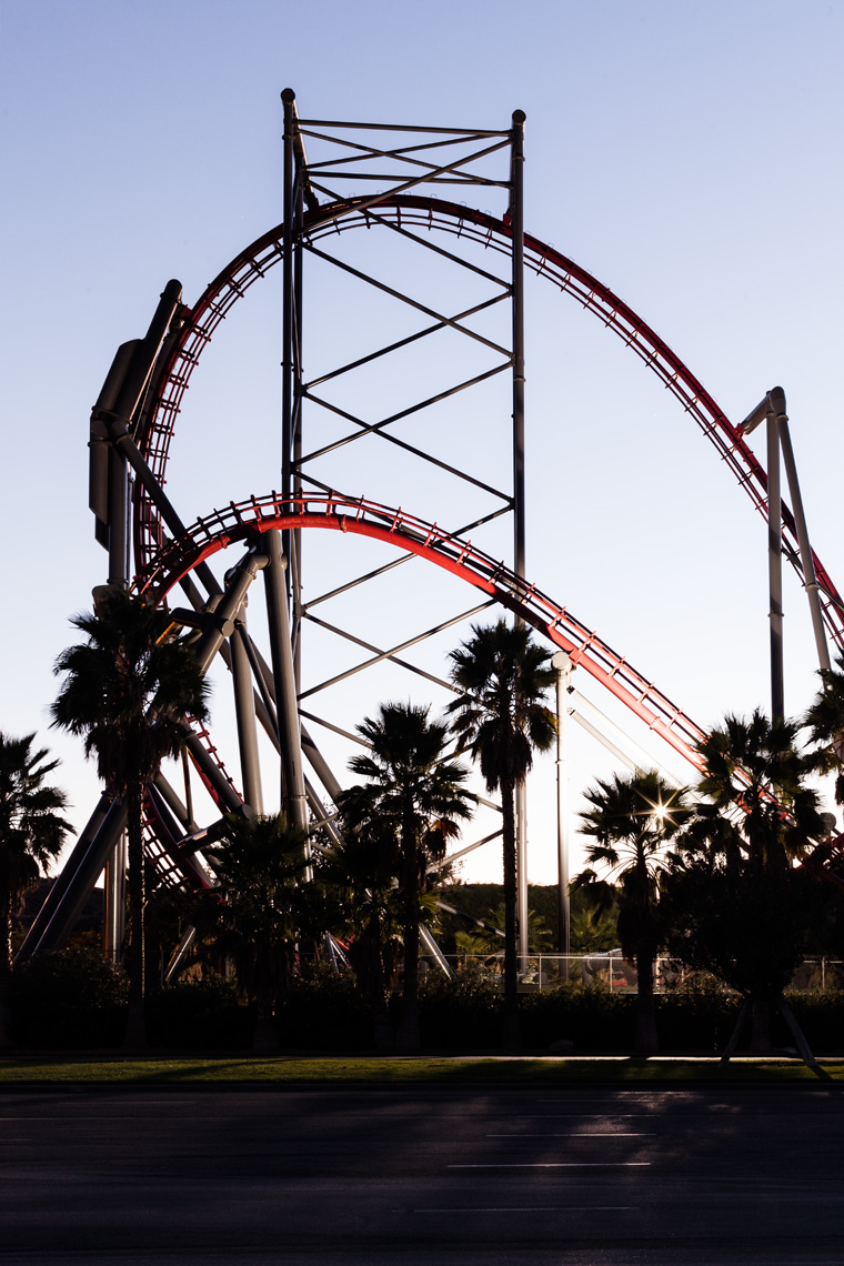 PATRICK STRATTNER PHOTOGRAPHY | Roller Coaster