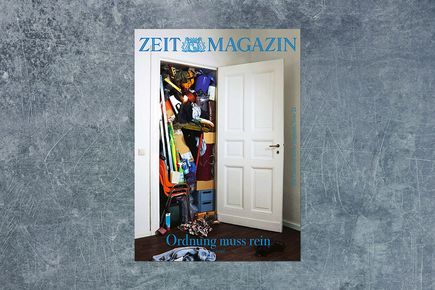 PATRICK STRATTNER PHOTOGRAPHY | TEAR SHEETS | Storage / ZEIT Magazin
